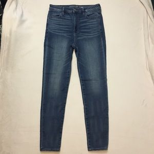 American Eagle Outfitters Super Hi-Rise Jeggings